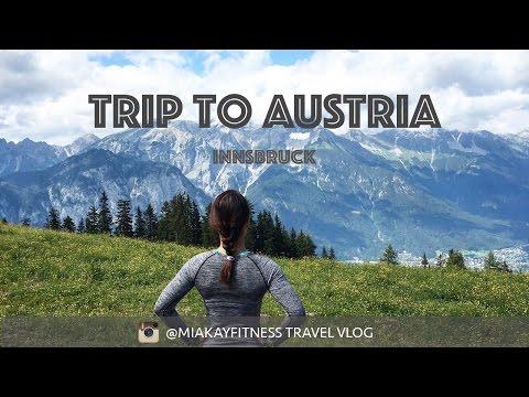 Weekend Trip to Austria l The Views!