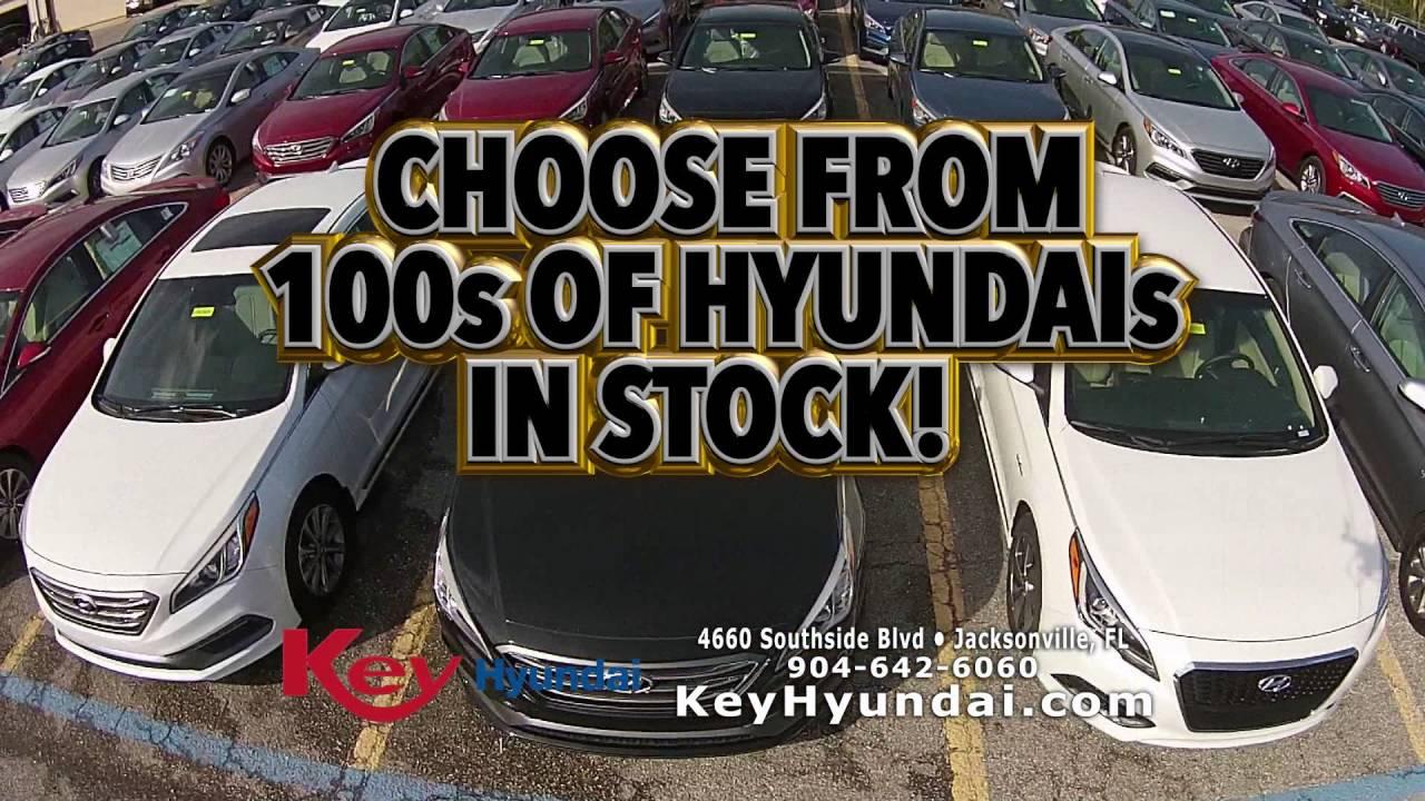 Hyundai Tucson U0026 Elantra Special Offers | July 2016 | Key Hyundai |  Jacksonville, FL