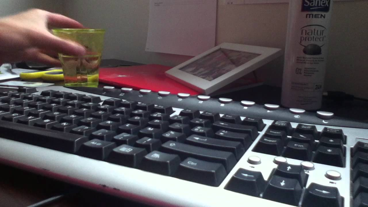 comment nettoyer un clavier d 39 ordinateur astuce