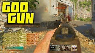 THE NEW GOD GUN in WW2...