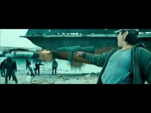 Республика Z - Атака зомби | Момент из фильма