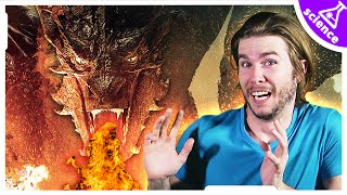 How Do Dragons Breathe Fire? (Because Science w/ Kyle Hill)