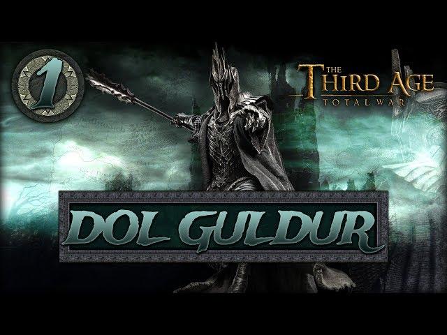 Third Age: Divide & Conquer Mod   Lionheartx10 Dol Guldur Intro