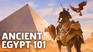 The Real History Behind Assassin's Creed Origins
