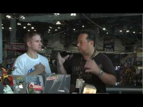 NYCC 2011: Joe Quesada Interview