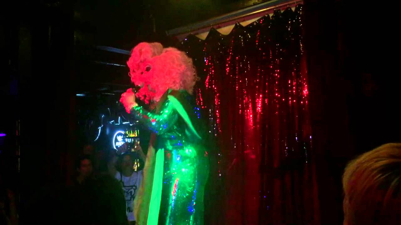 Queen KONG with Peaches Christ