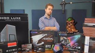 WarOwl's New PC Build!