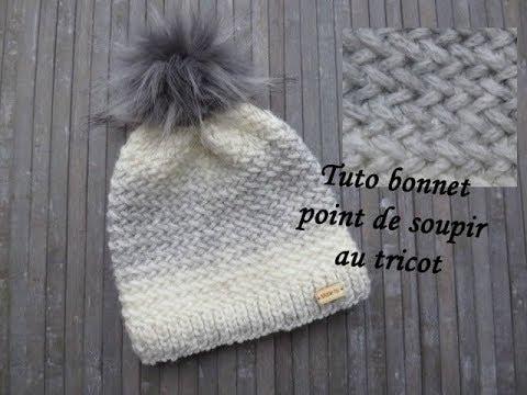 bonnet femme tricot fadinou