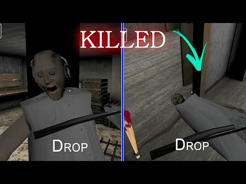 I Finally Killed Granny - New Update + Glitch -