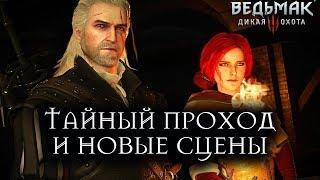 Ведьмак 3: Дикая Охота - Секретное прохождение квеста Костры Новиграда