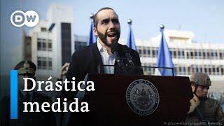 El Salvador: primer país latinoamericano en cuarentena
