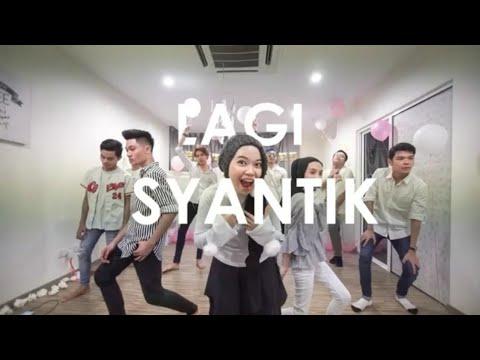 Lagi Viral! Dance Lagi Syantik (Siti Badriah) Kompilasi Paling Keren & Gokil
