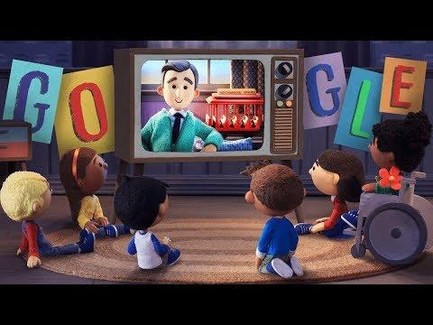 Behind the Doodle: Celebrating Mister Rogers
