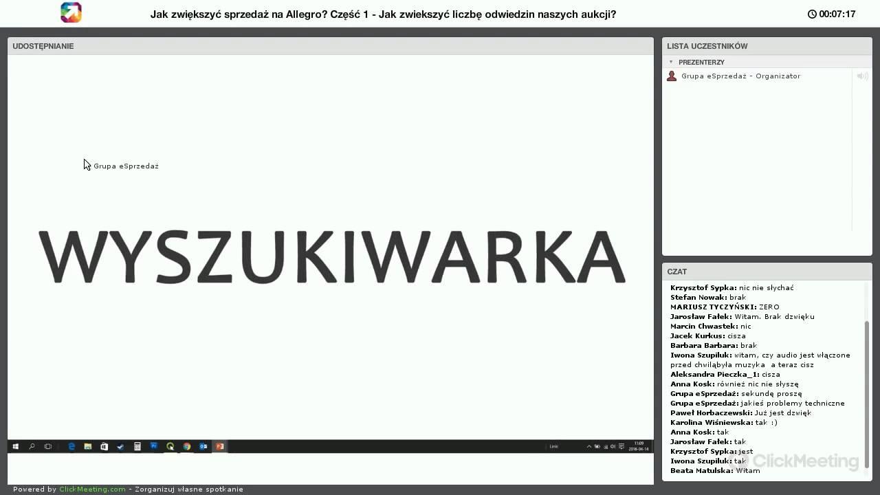 Jak Zwiekszyc Sprzedaz Na Allegro Czesc 1 Jak Zwiekszyc Liczbe Odwiedzin Naszych Aukcji Youtube