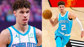 LaMelo Ball is the ROOKIE OF THE YEAR! 2021 MOMENTS
