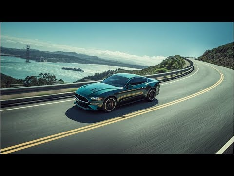 De película el nuevo Mustang Bullitt