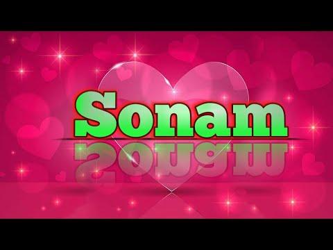 Sonam name status || Sonam name ki video || Sonam video ...