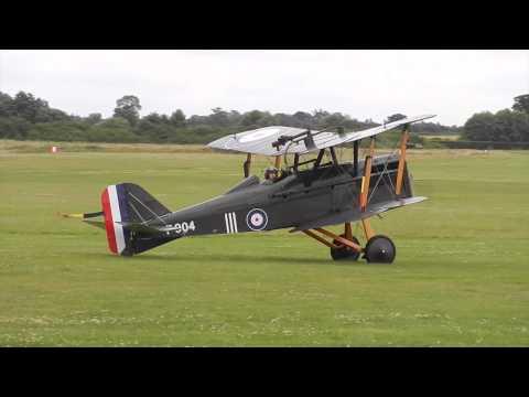 Duxford Airshow- Shuttleworth Collection Old Warden 12-13.07.2014