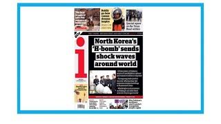 L'onde de choc du missile nord-coréen