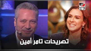 زوج رانيا علواني السبب.. شكوى ضد تامر أمين و«الإعلى للإعلام» يحقق