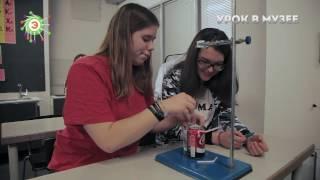 Образовательная программа «Урок в музее» в Экспериментаниуме