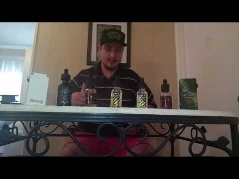 BOSS e-liquid review