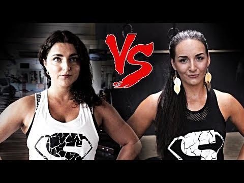 Monika VS Veronika - Czech Strength Wars #12