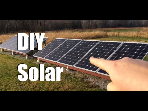 Ground Mount Solar Overview