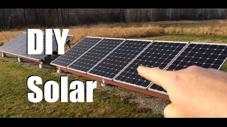 Ground Mount Solar Overview