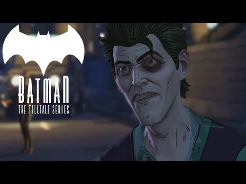 WALLER DONE GOOFED - Batman Telltale Series - The Enemy Within ep. 14