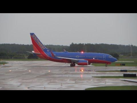 Southwest Airlines 60 FPS MCO to ISP *FULL FLIGHT!*