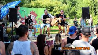 HITCH & GO - The Good Life @ Anthony's Warped Cour, Lévis QC - 2018-08-12