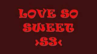 Love So Sweet (lullaby version) - S3 ( ARASHI cover )