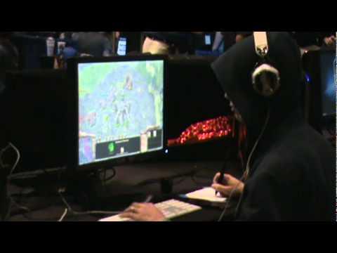 MLG: Tablet at MLG Open Bracket