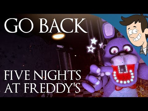 Go Back ► Five Nights At Freddy's Song By MandoPony