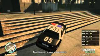 Gta Iv Lcpd: First Response Police Mod Gameplay (4)