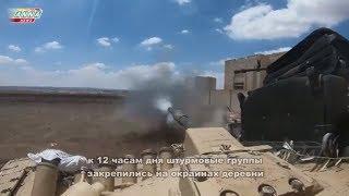 Сирия. Война в Сирии. Сирия вернула границу с Голанами! Видео от AnnaNews.
