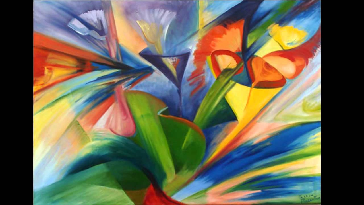 EL ARTE EN EL SIGLO XX - ABSTRACTO - YouTube