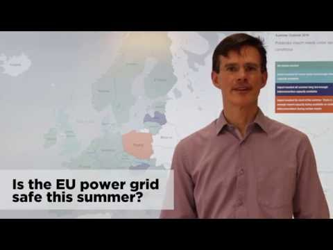 Is the EU power grid safe this summer?
