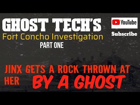 Updated Fort Concho 3/20/18 Invistigation
