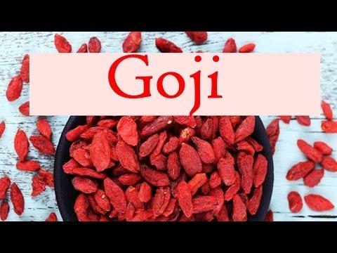 goji berry como consumir