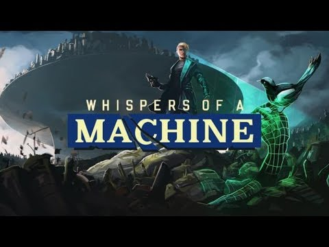 Whispers of a Machine | Already available on Android / iOS
