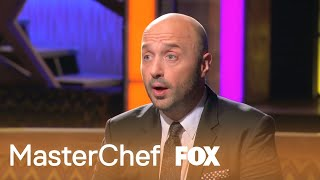 Joe Was Wrong About Gerron | Season 9 Ep. 23 | MASTERCHEF