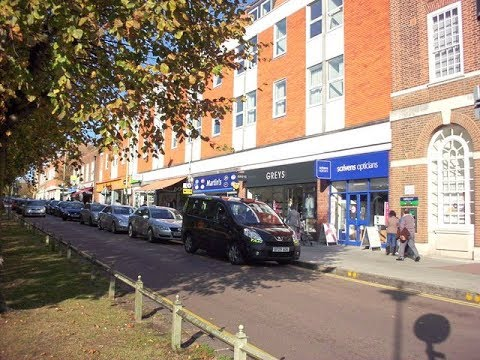 Places to see in ( Welwyn Garden City - UK )