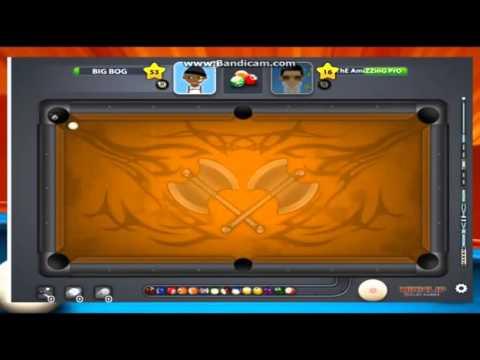 H43KRS MiniClip 8 ball pool ●► trick shots !! Episode 1 !!! ★