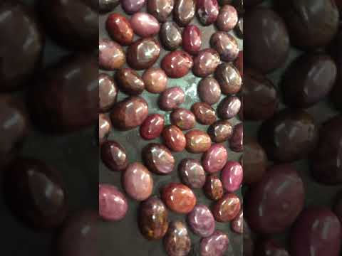 Natural Indian mines ruby