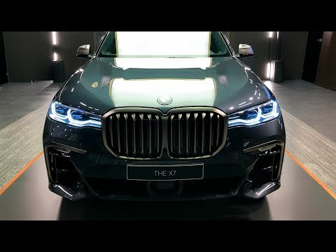 2019 BMW X7 M Sport Walkaround
