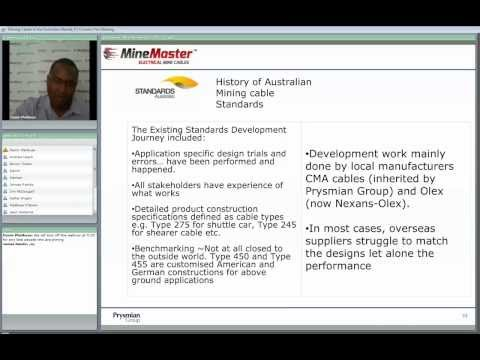 Mining Cables in the Australian Market Webinar