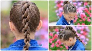 كيفية إنشاء سلسلة ربط جديلة | رياضة تسريحات الشعر