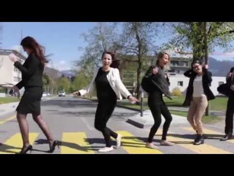 WE ARE HAPPY - Les Roches Gruyère University Graduation 2014.2